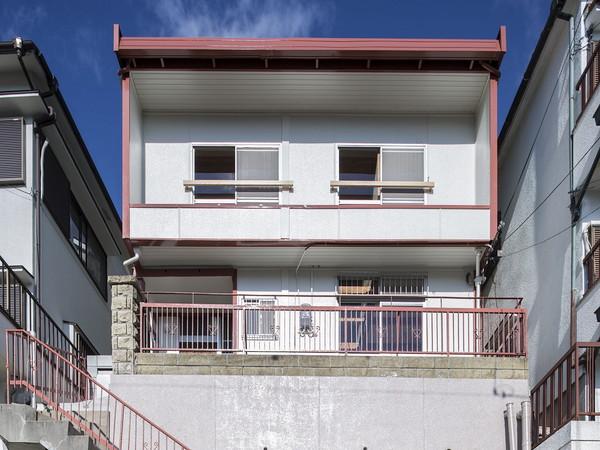 神撫町の集合住宅(計画中) リノベーション